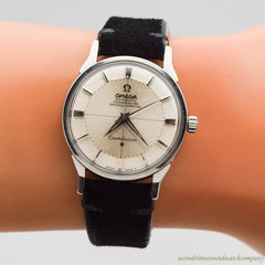 1963 Vintage Omega Constellation Ref. 167.005 Stainless Steel Watch