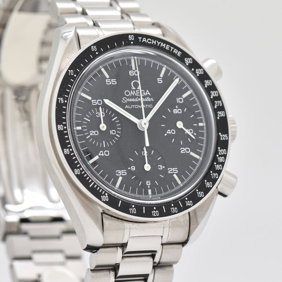 1995 Omega Speedmaster Automatic Reference 175.0032.1/175.0033.1 Stainless Steel Watch