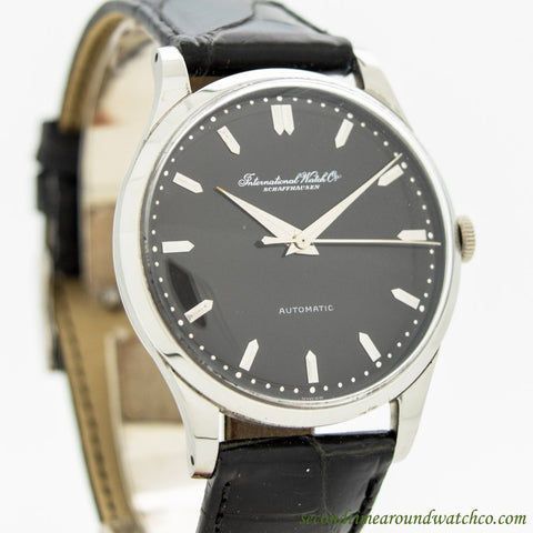 1958 Vintage International Watch Co. Automatic Stainless Steel Watch