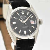 1959 Vintage Rolex Date Automatic Reference 6535 Stainless Steel Watch