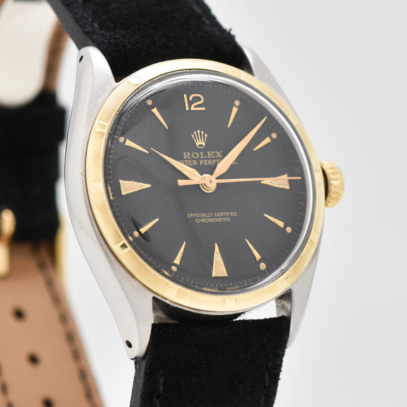 1951 Vintage Rolex Oyster Perpetual Reference 6085 Watch (# 13432)
