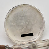 1940's Vintage Rolex WWI-era Trench Military .925 Silver Watch (# 13420)