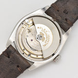 1950 Vintage Rolex Oyster Perpetual Reference 6084 Stainless Steel Watch