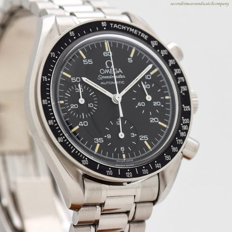 1992 Omega Speedmaster Automatic Ref. 175.0032.1 Stainless Steel Watch