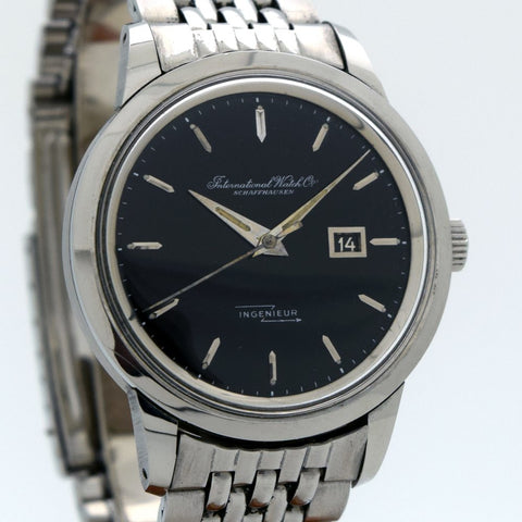 1964 Vintage International Watch Co. Ingenieur Stainless Steel Watch