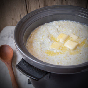 cooking-stone-ground-grits-in-crock-pot-slow-cooker
