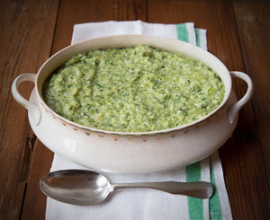 Immerse Your Taste Buds in Greenest Grits Ever