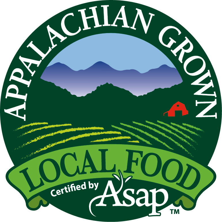 Certified Appalachian Grown