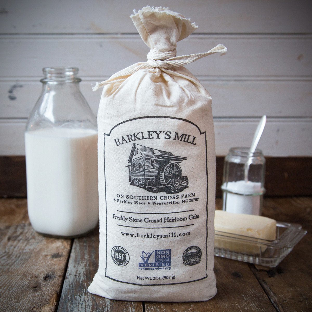 Barkleys Mill-gourmet-heirloom-stone-ground-grits