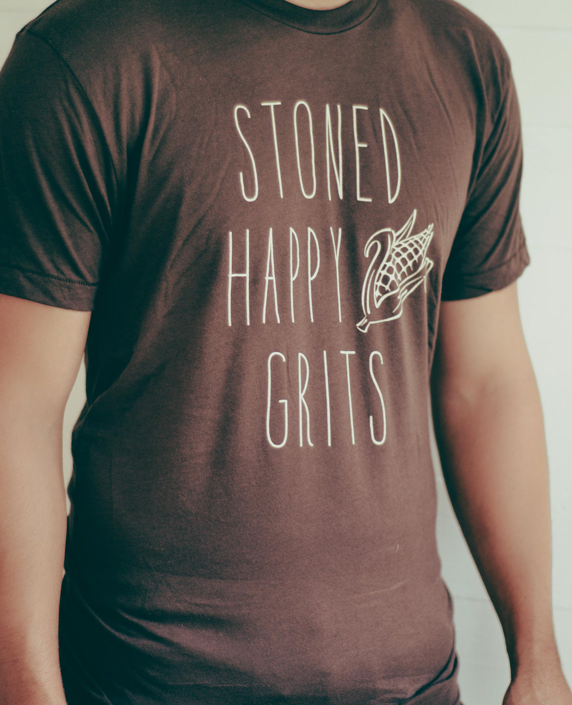 Barkley's Mill Stoned Happy Grits Men's T-Shirt