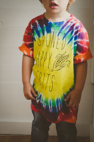 Youth's Short Sleeve Crew Necks