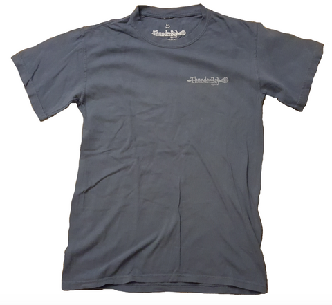 Men's Comfort Tee - Navy/White