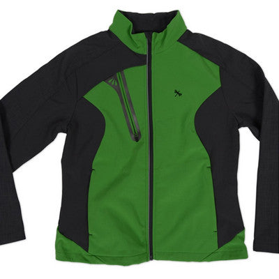 Women's Performance Jacket - Green