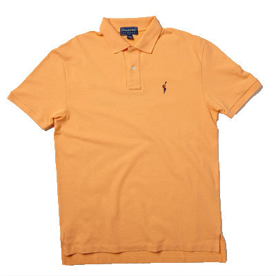 Men's Polo - Peach