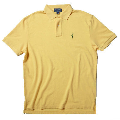 Men's Polo - Maize