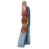 Cayuga Stick Belt - Blue