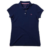 Women's Polo - Navy