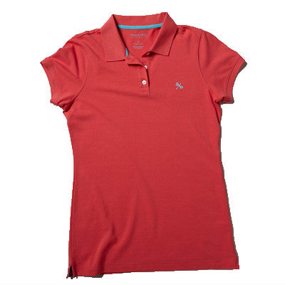 Women's Polo - Rose