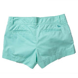 Women's Shorts - Aquamarine