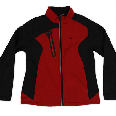 Women's Performance Jacket - Red