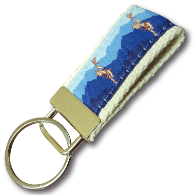 Lefty Keyfob