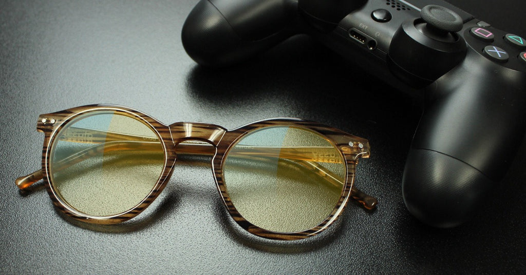 Gaming Glasses Glassy Sunhaters