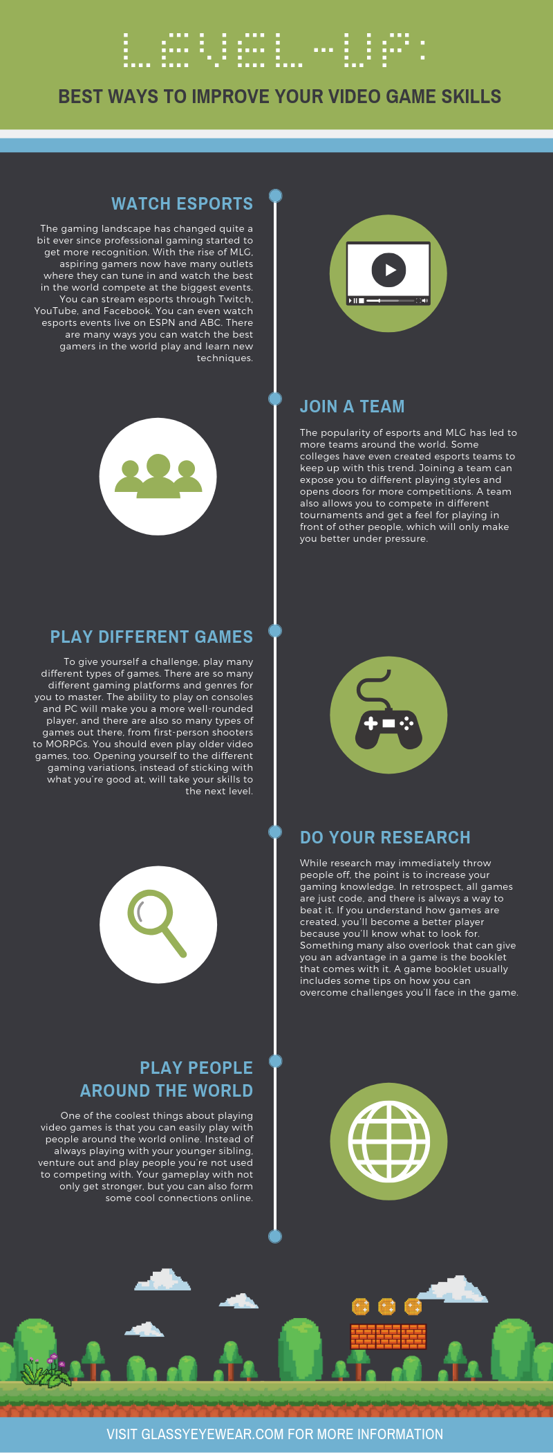 Improve Your Video Game Skills