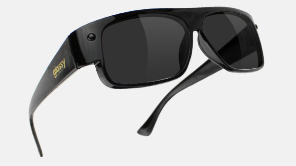 Morrison Spring hinge polycarbonate and Aluminum allot Sunglasses