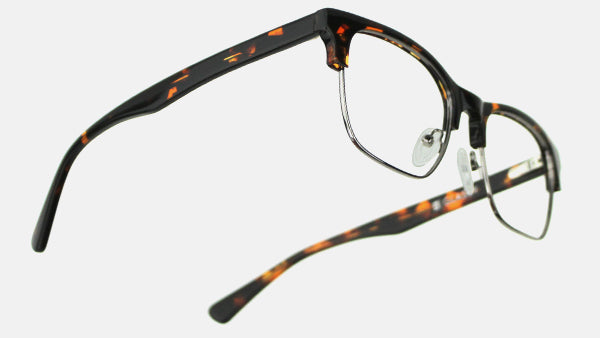 Fremont Prescription Glasses Black Floater