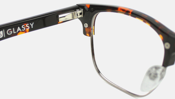 Fremont Prescription Glasses Titanium Hinge