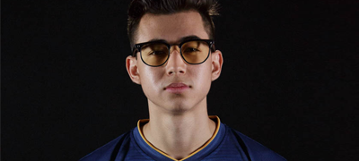 Professional Gamer Faze Dillon Attach Price Portrait with signature gaming frames