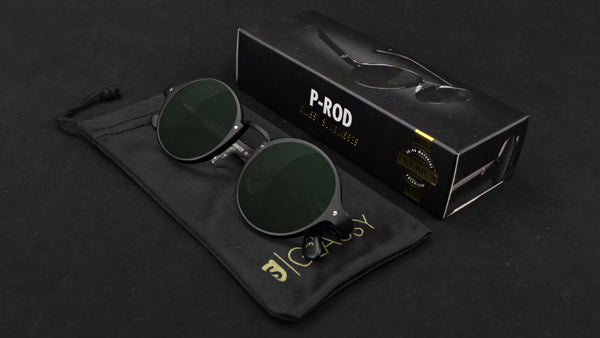 Paul Rodriguez Signature Sunglasses Layout