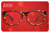 <b>$100 gift card for $90</b><br/> (Covers a pair of prescription eyeglasses)