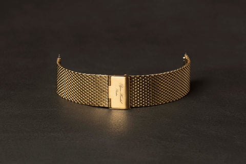 Milanese Bracelet Yellow Gold