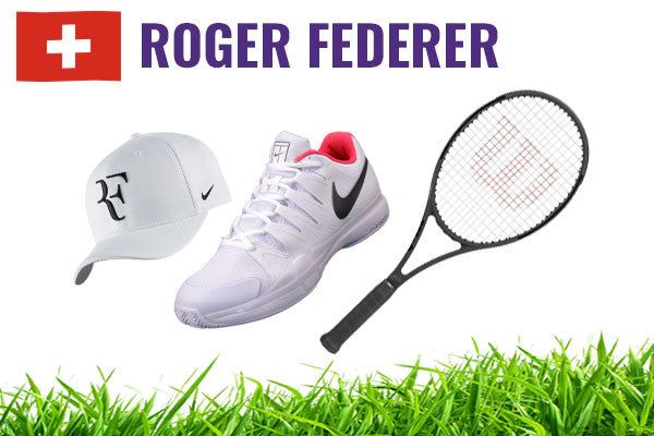 Roger Federer Collection