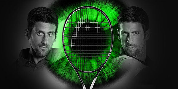Novak Djokovic Graphene 360 Speed Series