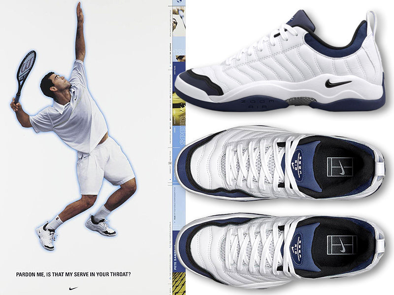Air Oscillate Sampras