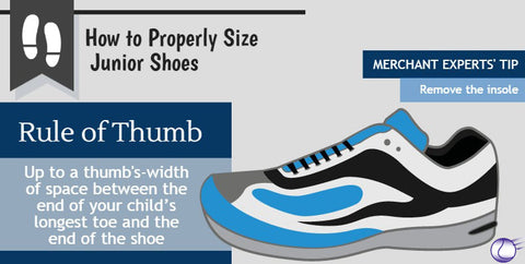 cd237042da26 Knowing how to properly size your kid s tennis shoes will not only prevent  injuries but enhance performance on the court. If you re not able to come  to one ...