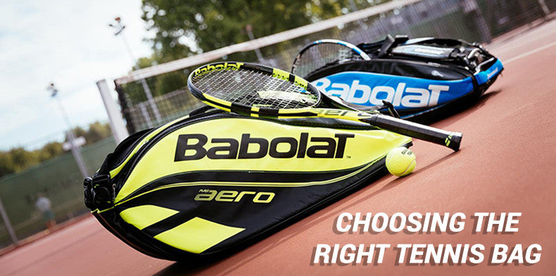b269a3c356 What Is The Right Tennis Bag For Me  – Merchant of Tennis