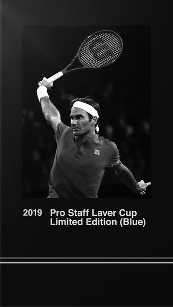 2019 | Pro Staff Laver Cup Limited Edition (Blue)