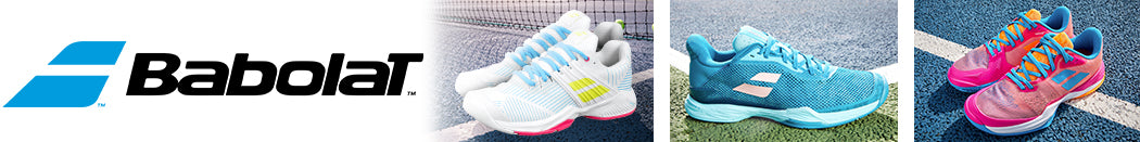 Babolat Women's Tennis Shoes Page Banner