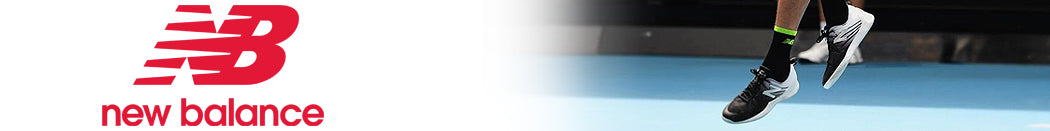 New Balance Men's Tennis Shoes Page Banner