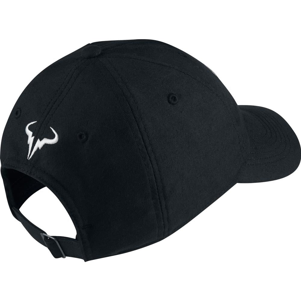 46ab433f78f Nike Rafa Hat Black – Merchant of Tennis – Canada s Experts