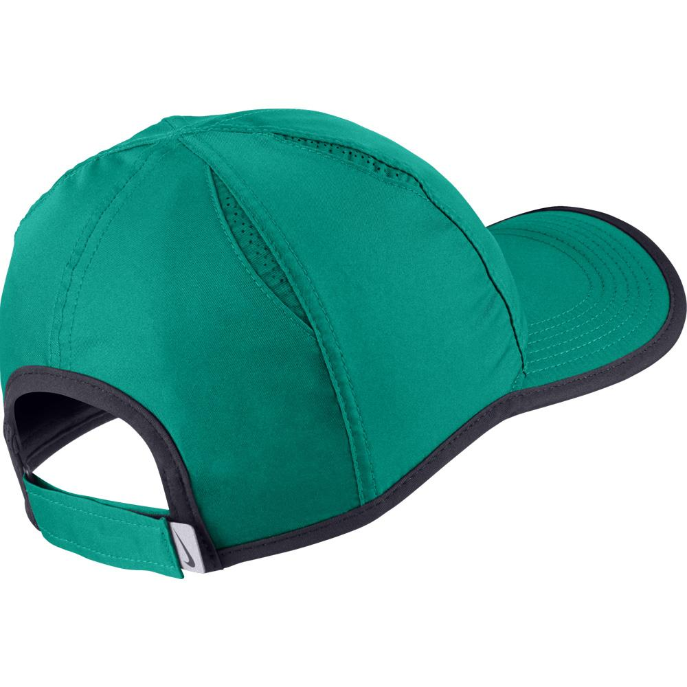 97eba3530ef8fc Nike Unisex Featherlight Hat - Neptune Green – Merchant of Tennis