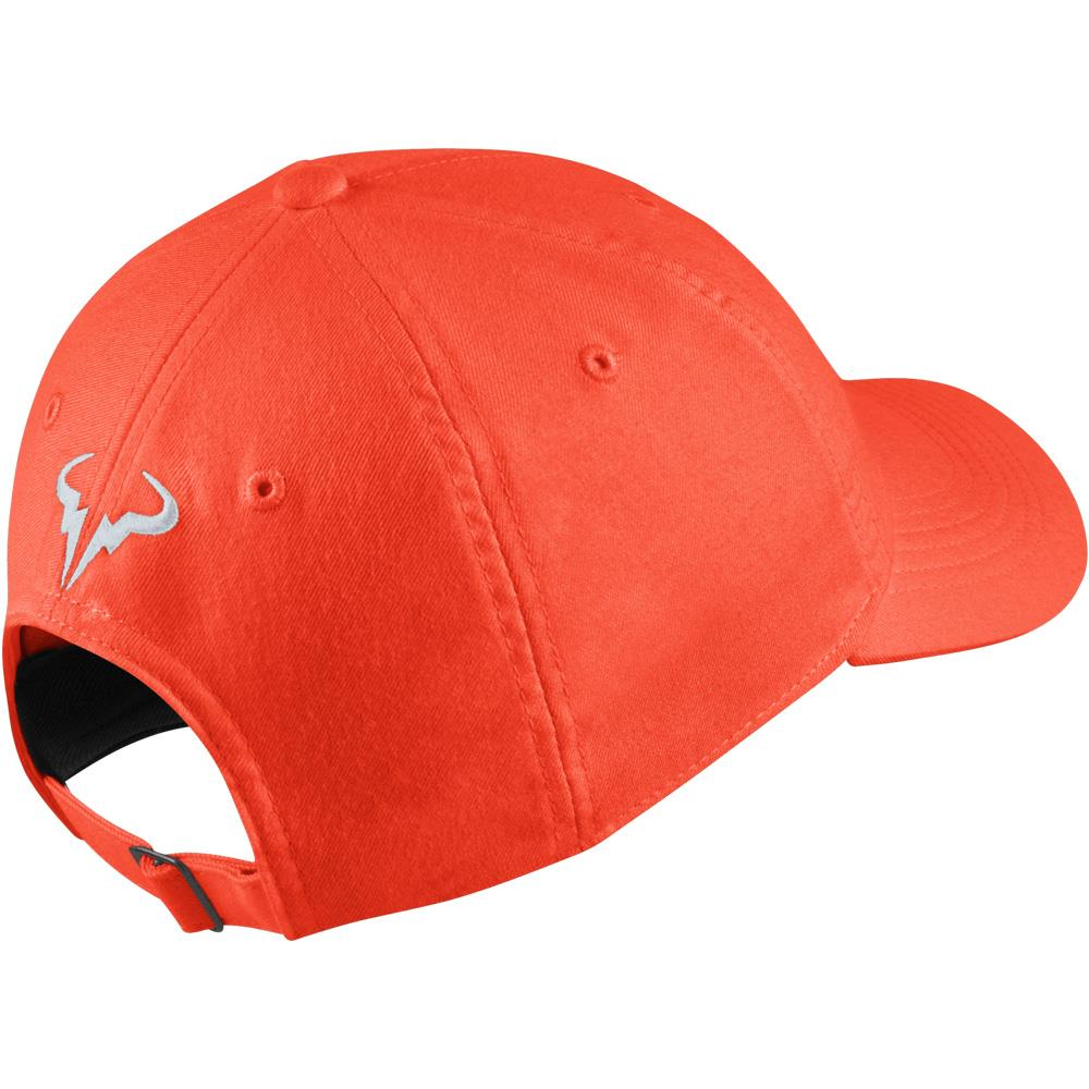 3256796ee7984 Nike Unisex Rafa H86 Hat- Hyper Crimson – Merchant of Tennis