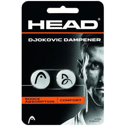 Head Dampener Djokovic - Black/White