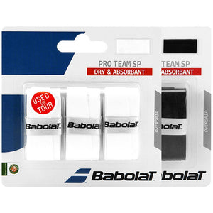 Babolat Pro Team SP Overgrip - 3 Pack