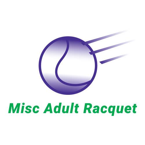 Miscellaneous Adult Racquet