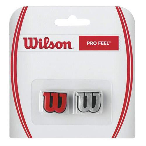 Wilson Dampener Pro Feel - Red/Silver