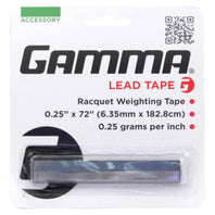 Gamma Lead Weight Tape 1/4 inch